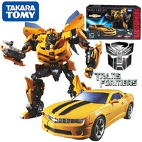 TAKARA TOMY MASTERPIECE MOVIE  BUMBLEBEE TRANSFORMERS MPM-3